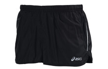 Asics Men's Hermes Split Woven Short black